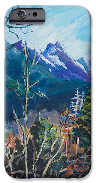 Alaska Autumn IPhone 6 Case