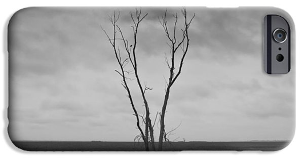 IPhone 6 Case featuring the photograph Alone  by Ricky L Jones