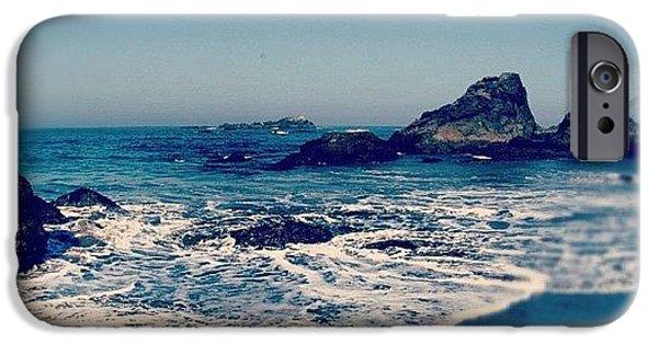 Sunny iPhone 6 Case - #beach #beautiful #water #waves #nature by Jill Battaglia