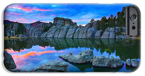 Landscapes iPhone 6 Case - Beauty After Dark by Kadek Susanto