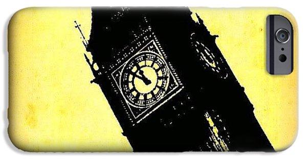 Edit iPhone 6 Case - Big Ben!! by Chris Drake