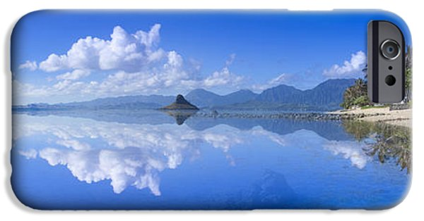Ocean iPhone 6 Case - Blue Mokolii by Sean Davey