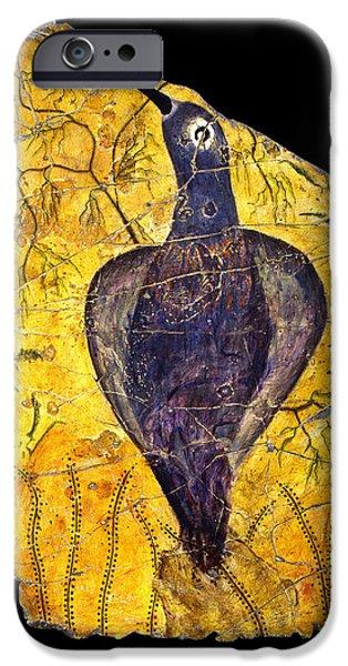 Bogdanoff iPhone 6 Case - Blue Bird by Steve Bogdanoff