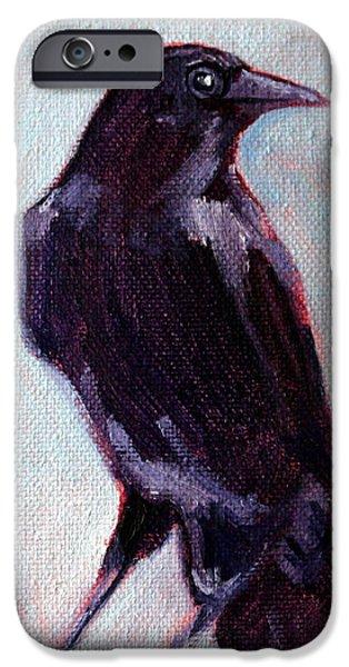 Blue Raven IPhone 6 Case