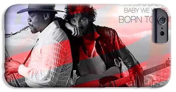 Bruce Springsteen IPhone 6 Case