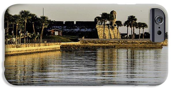IPhone 6 Case featuring the photograph Castillo De San Marcos by Anthony Baatz