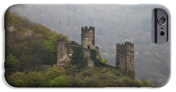 Castle In The Mountains. IPhone 6 Case