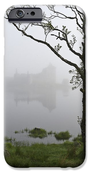 Castle Kilchurn Tree IPhone 6 Case by Gary Eason