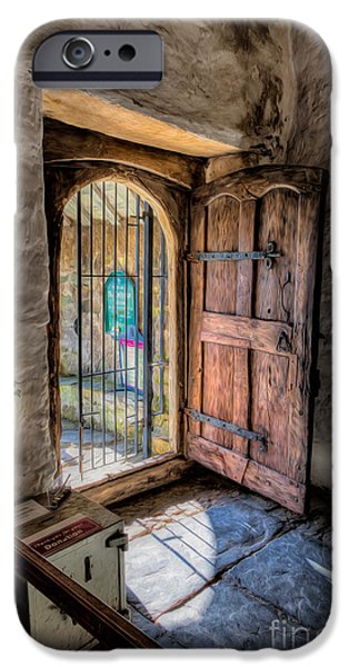 Donation iPhone 6 Case - Celynnin Entrance by Adrian Evans