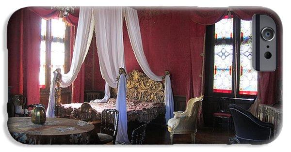 Chateau De Cormatin IPhone 6 Case