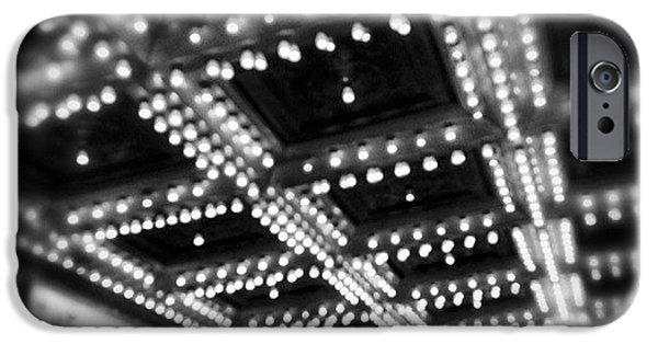 Light iPhone 6 Case - Chicago Oriental Theatre Lights by Paul Velgos