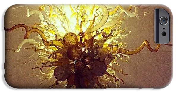 Light iPhone 6 Case - Chihuly In The Lobby by Jill Tuinier