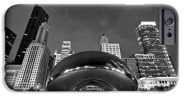 Cloud Gate And Skyline IPhone 6 Case