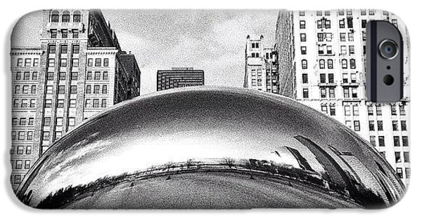 Chicago Bean Cloud Gate Photo IPhone 6 Case
