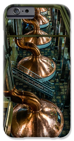 Copper Tops IPhone 6 Case