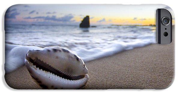 Water Ocean iPhone 6 Case - Cowrie Sunrise by Sean Davey