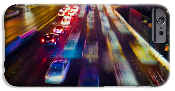 IPhone 6 Case featuring the photograph Cruising The Strip by Alex Lapidus