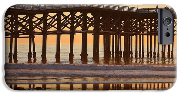 IPhone 6 Case featuring the photograph Crystal Pier by Nathan Rupert