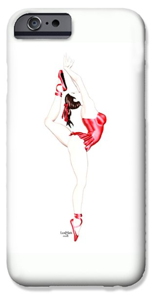 Luxmaris iPhone 6 Case - Dancer by Renate Janssen