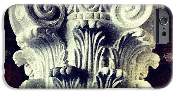 Design iPhone 6 Case - #details Of A Decorational #pillar by Sascha  Buchholz