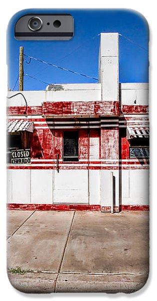 Diner iPhone Case by Peter Tellone