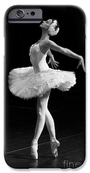 Dying Swan I. IPhone 6 Case