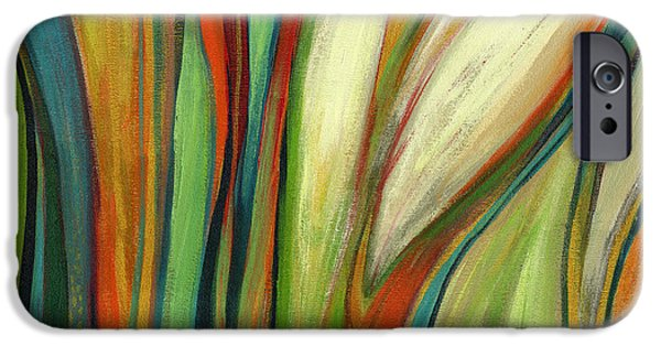 Abstract iPhone 6 Case - Finding Paradise by Jennifer Lommers