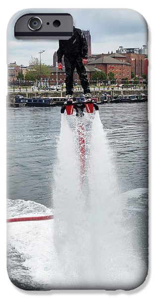 Jet Ski iPhone 6 Case - Flyboard by Cordelia Molloy