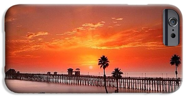 Friends, One Of My Photos In The IPhone 6 Case by Larry Marshall
