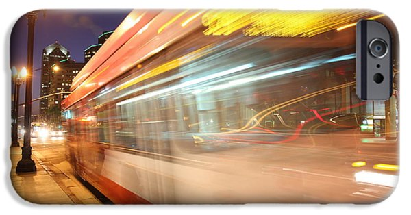 Fun At The Bus Stop IPhone 6 Case by Nathan Rupert