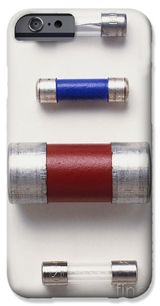 Safety Fuse iPhone 6 Case - Fuses by Dorling Kindersley