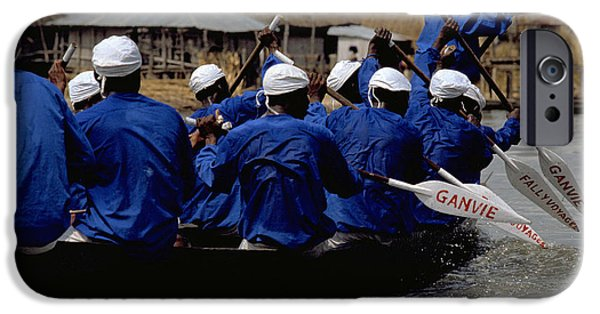 Ganvie - Lake Nokoue IPhone 6 Case