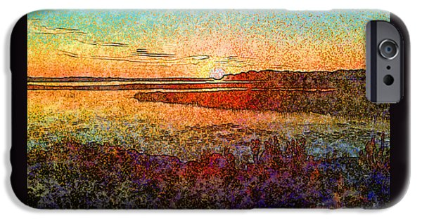 Georgian Bay Sunset IPhone 6 Case