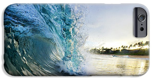 Ocean iPhone 6 Case - Golden Mile by Sean Davey