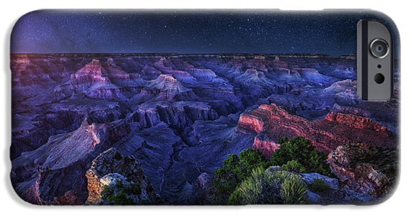 Grand Canyon Night IPhone 6 Case