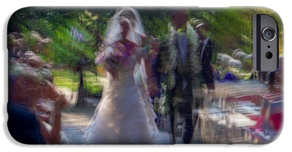 IPhone 6 Case featuring the photograph Happily Ever After by Alex Lapidus