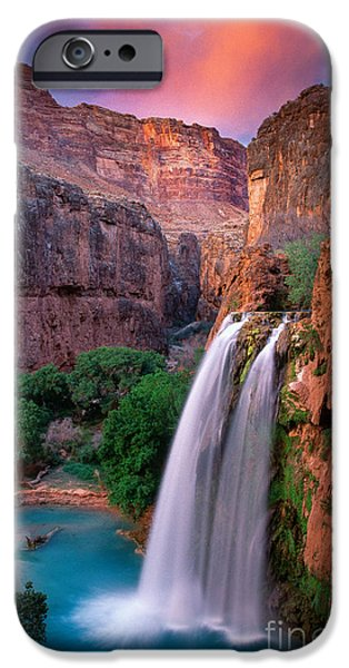 Grand Canyon iPhone 6 Case - Havasu Falls by Inge Johnsson