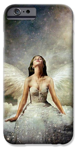 Heavenly IPhone 6 Case by Linda Lees
