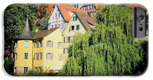 Hoelderlin Tower In Lovely Tuebingen Germany IPhone 6 Case