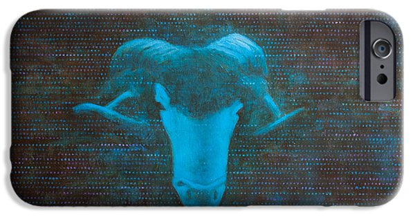 Contemporary iPhone 6 Case - I Forgot Your Name by Sandra Cohen