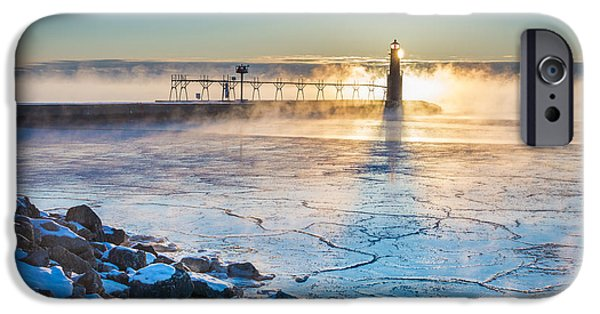 Icy Morning Mist IPhone 6 Case