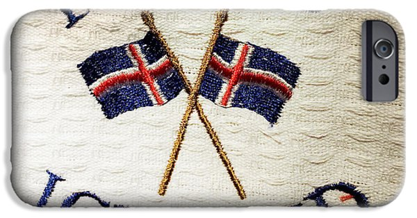Detail iPhone 6 Case - Island Iceland by Matthias Hauser