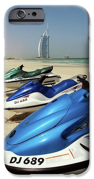 Jet Ski iPhone 6 Case - Jet Skis by Peter Menzel/science Photo Library
