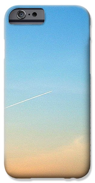 IPhone 6 Case featuring the photograph Jet To Sky by Marc Philippe Joly