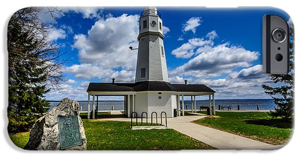 Kimberly Point Lighthouse IPhone 6 Case
