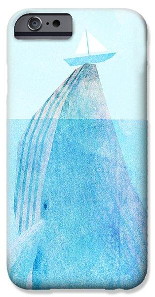 Water Ocean iPhone 6 Case - Lift by Eric Fan