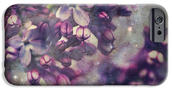 IPhone 6 Case featuring the photograph Lilac by Yulia Kazansky