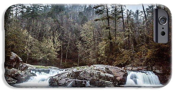 Linville Upper Falls IPhone 6 Case
