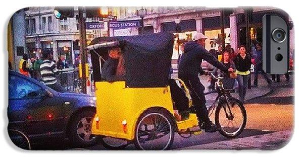 London iPhone 6 Case - #london #street  #streetphoto #cars by Abdelrahman Alawwad