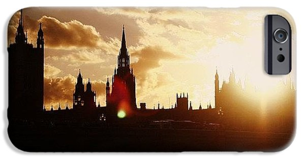 London iPhone 6 Case - #london #westminster #parliamenthouse by Ozan Goren
